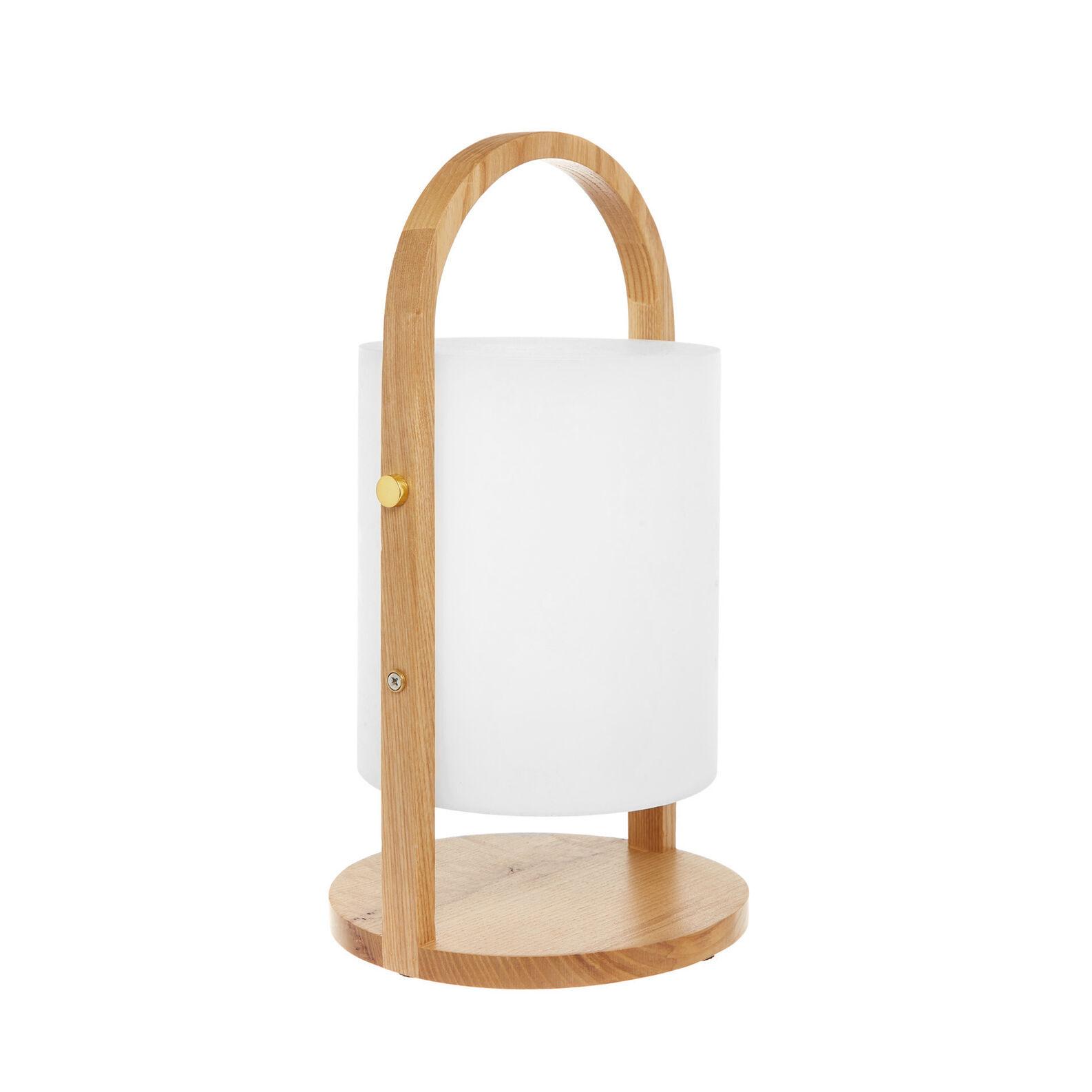 Woody Play speaker lamp