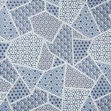 Tovaglia puro cotone stampa patchwork
