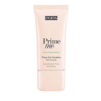 Pupa prime me anti-redness primer