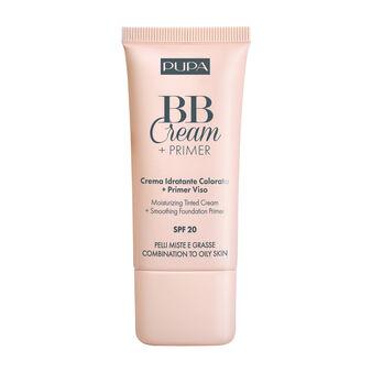 Pupa bb cream + primer combination to oily skin - 01