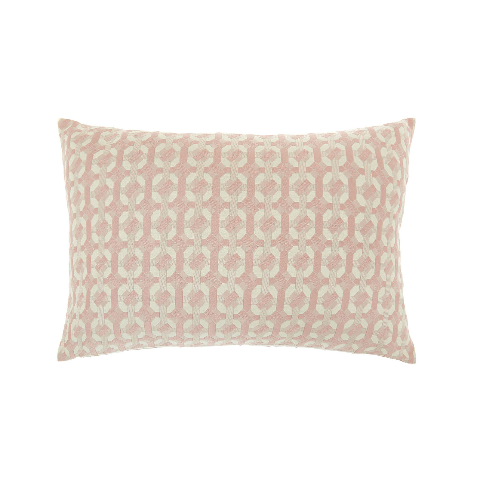 Jacquard weave cushion (35x55cm)