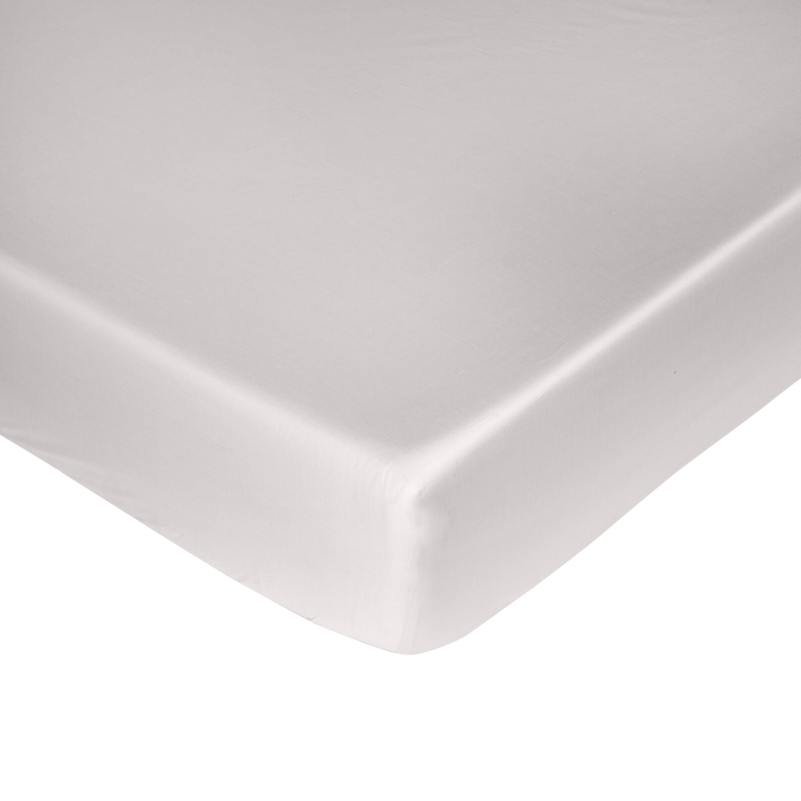 Thermae flat sheet in TC400 satin cotton