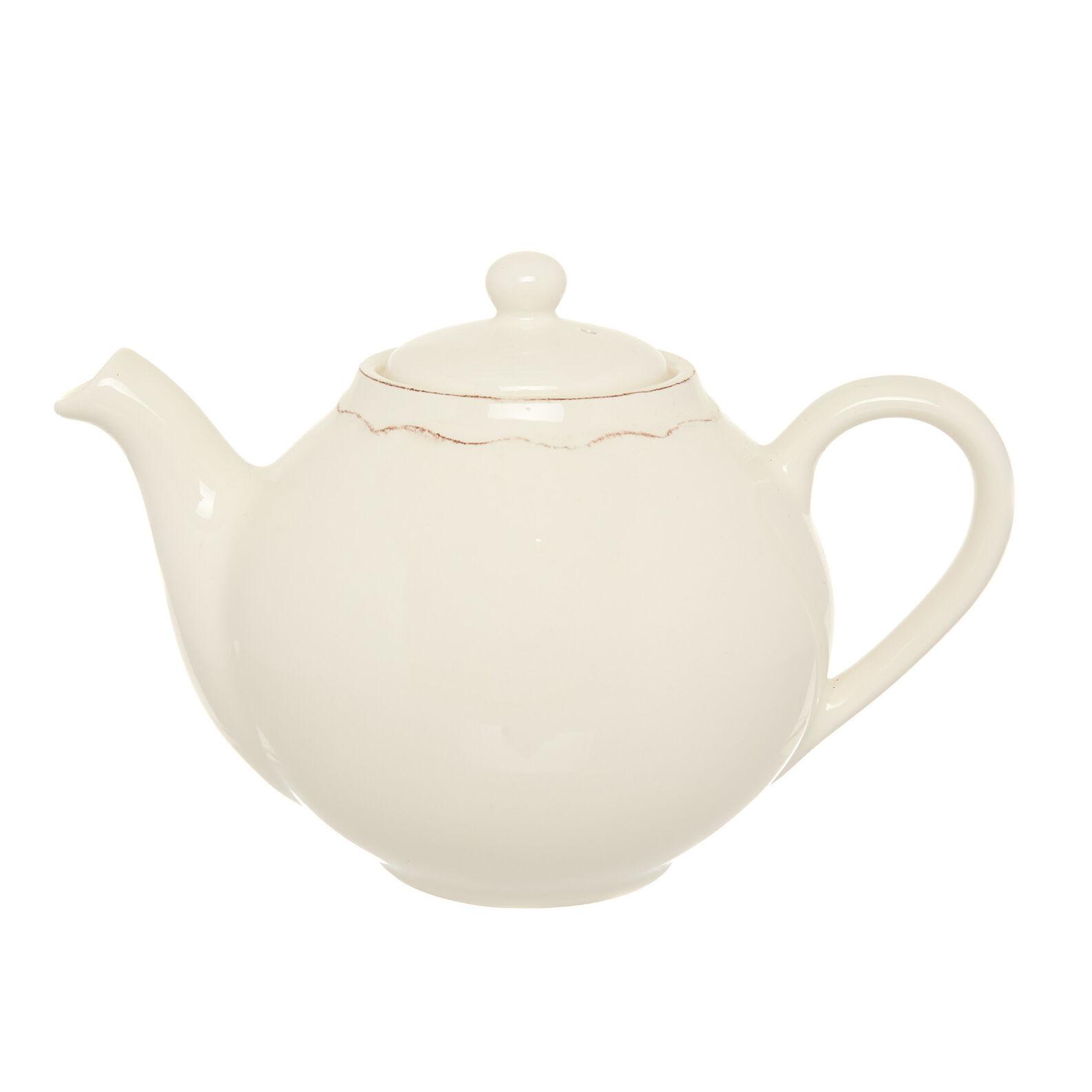 Dona Maria ceramic teapot