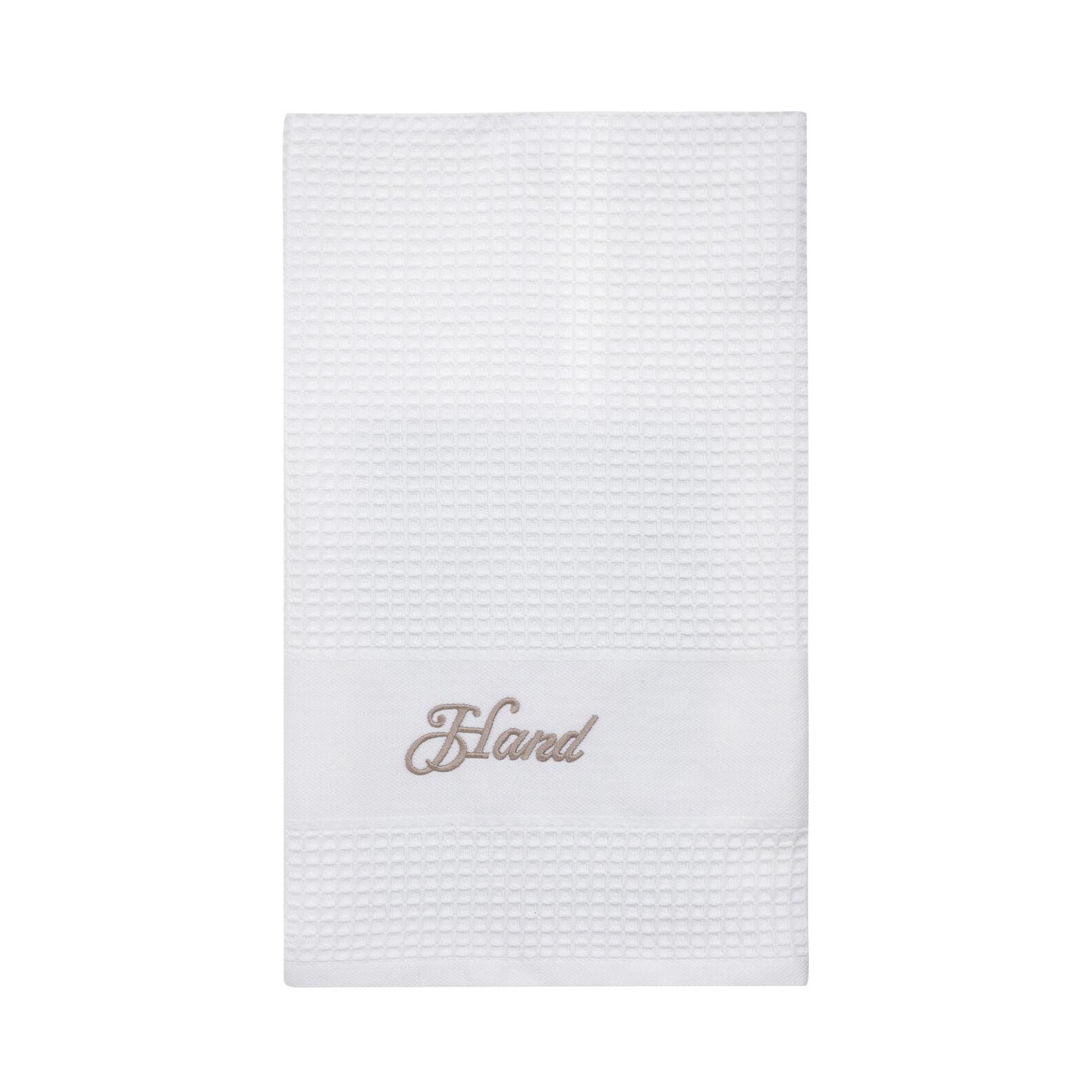 Asciugamano ricamo Portofino