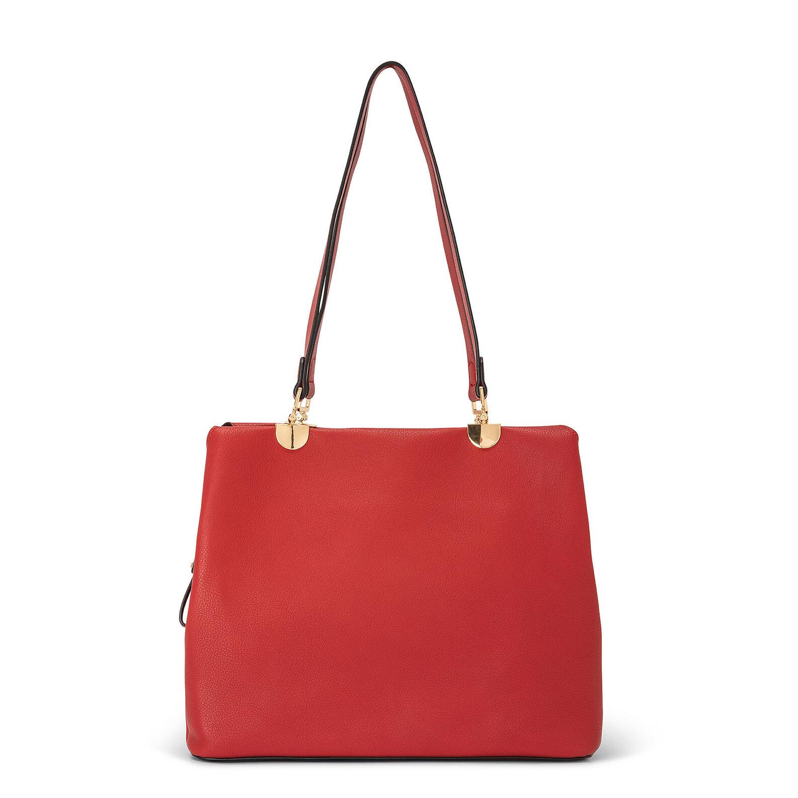Koan shopping bag with zip