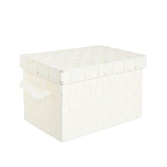 Storage box a nastri intrecciati