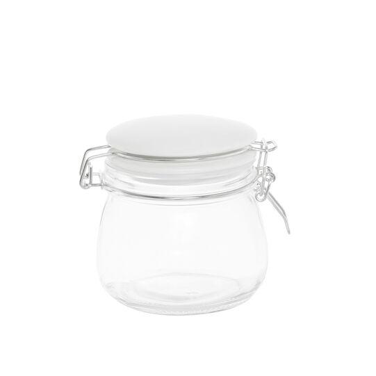 Barattolo vetro zucchero