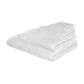 Asciugamano in spugna e garza Thermae