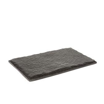 Rectangular slate plate