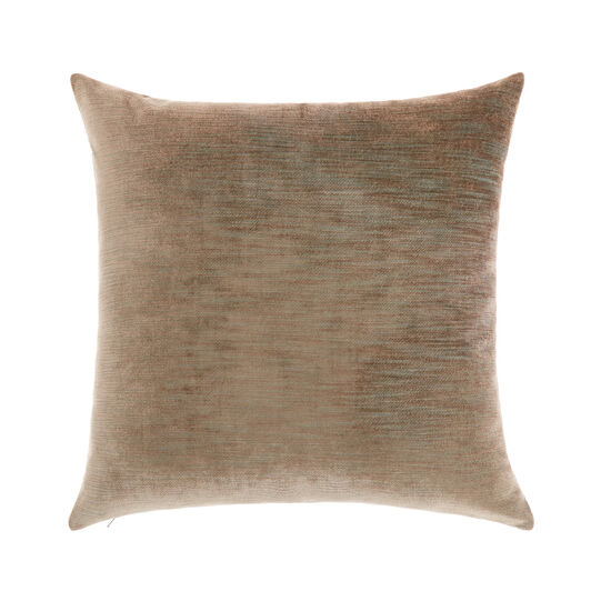 Velvet cushion with vintage effect 45x45cm