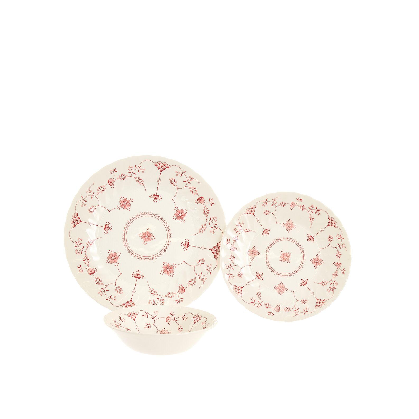 Piatto fondo ceramica Finlandia
