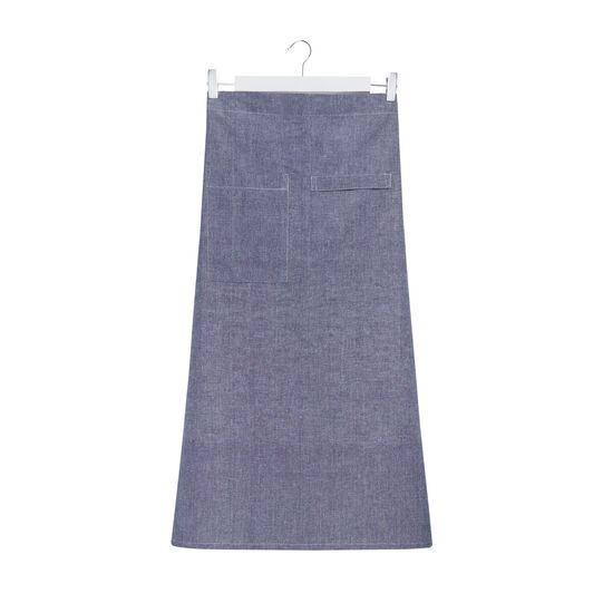 100% cotton mélange kitchen apron