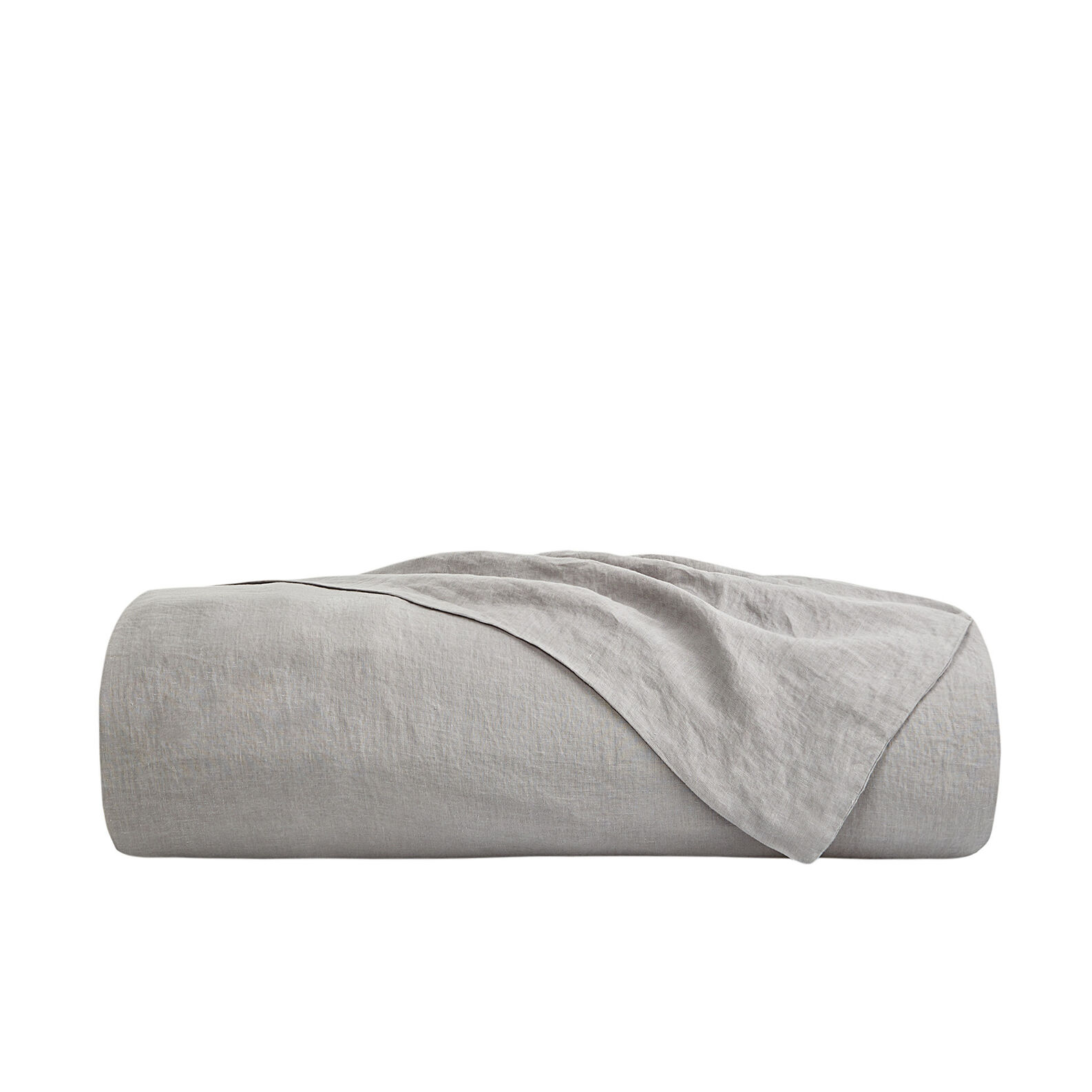 Plain 145 g linen duvet cover high quality