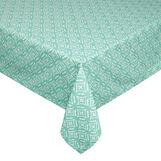 Tovaglia puro cotone stampa geometrica