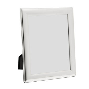 Portafoto silver plated