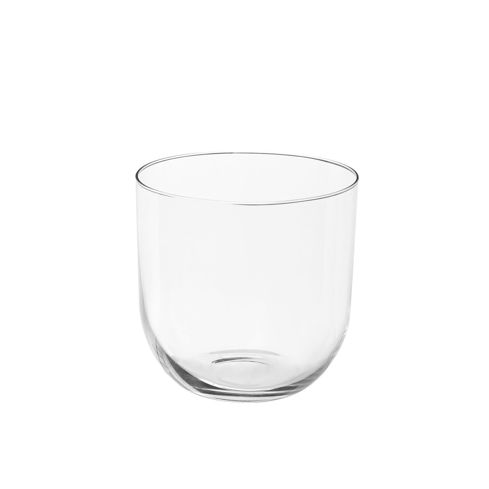 Set of 6 Drop water tumblers