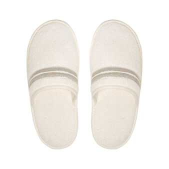 Portofino jacquard slippers