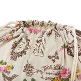 Paris bag in plastic-coated fabric