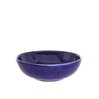 Nicola Fasano Grottaglie ceramic soup bowl