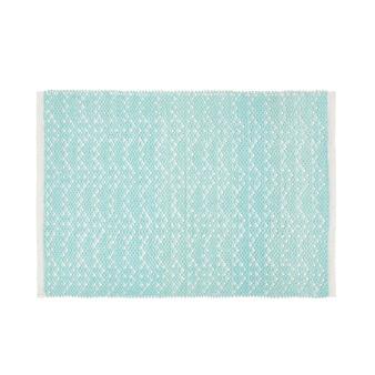 Tappeto bagno cotone lavorato