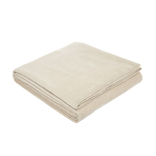 Interno 11 cotton velour bedspread