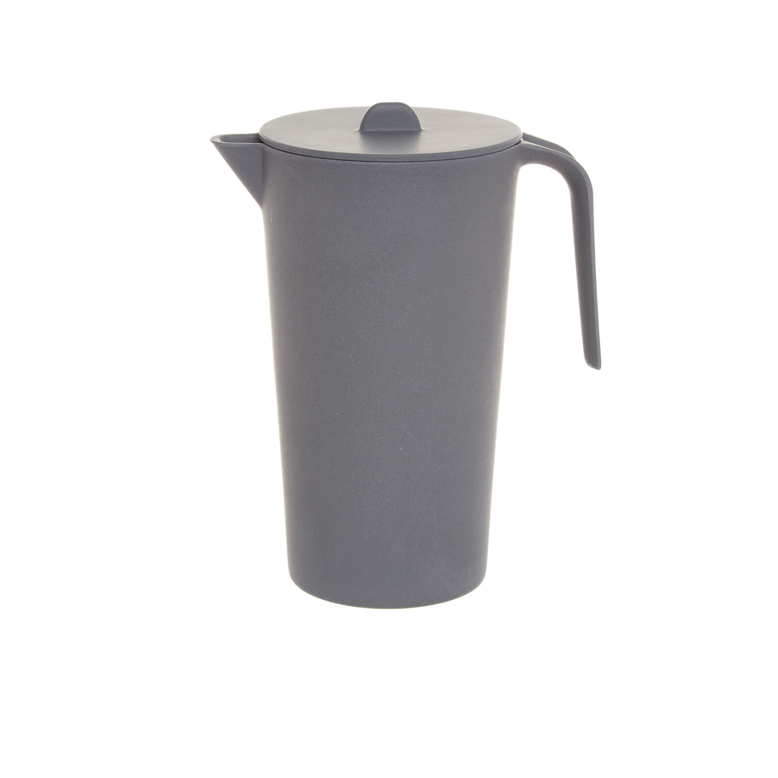 Solid colour bamboo carafe
