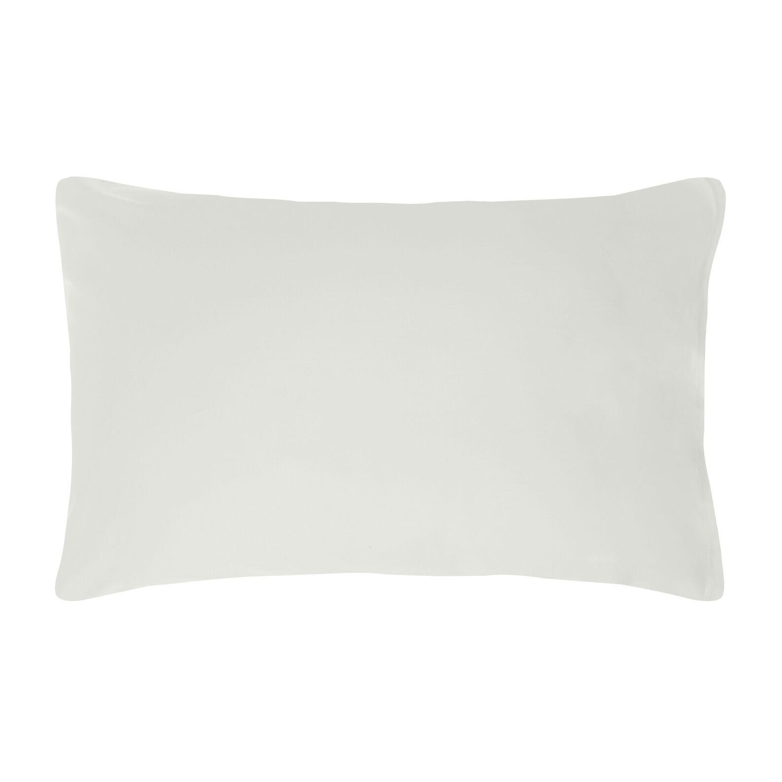 Zefiro 2-pack pillowcases in 100% cotton satin