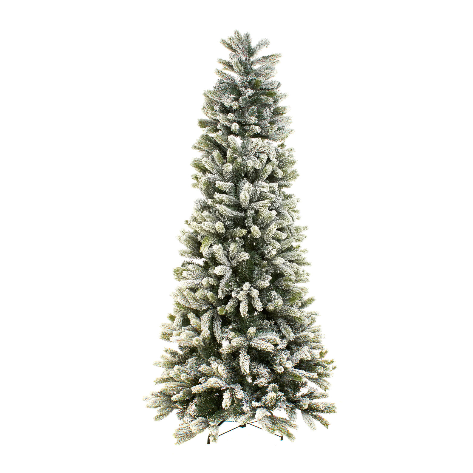 Christmas tree new Courmayeur H255cm