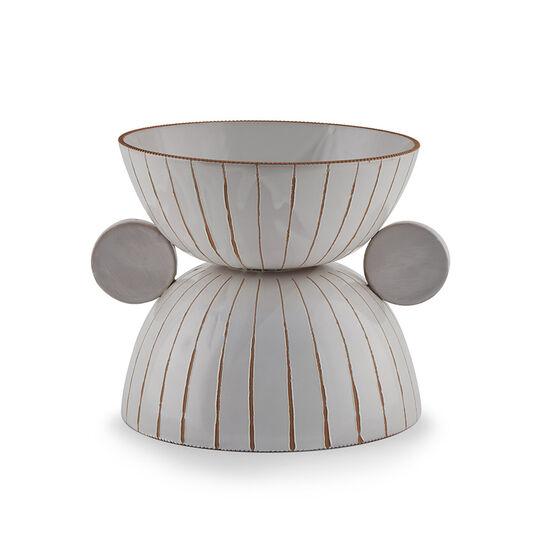 Centrotavola ceramica di Grottaglie by Sara Ricciardi