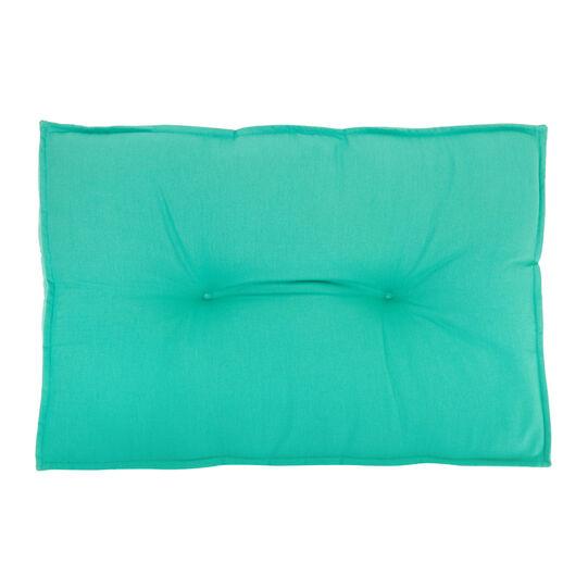 Solid colour Futon cushion