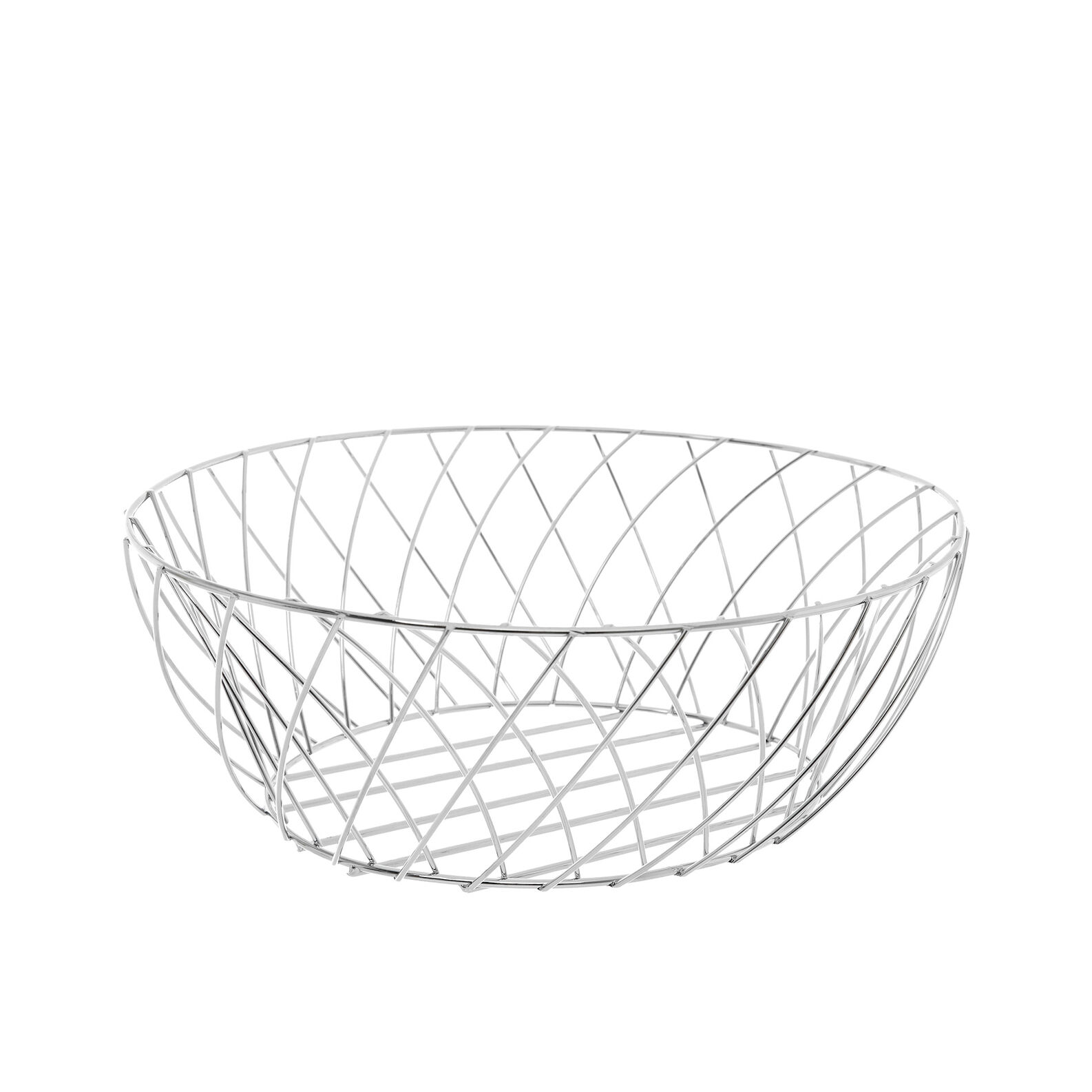 Steel wire basket