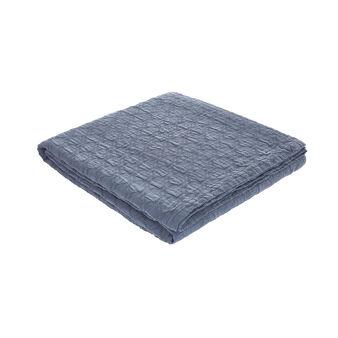 Copriletto in cotone lavato