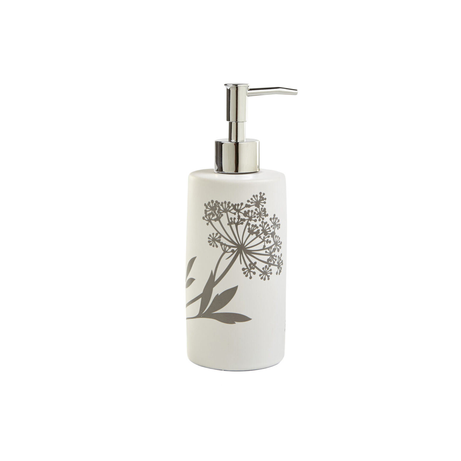Dispenser ceramica floreale