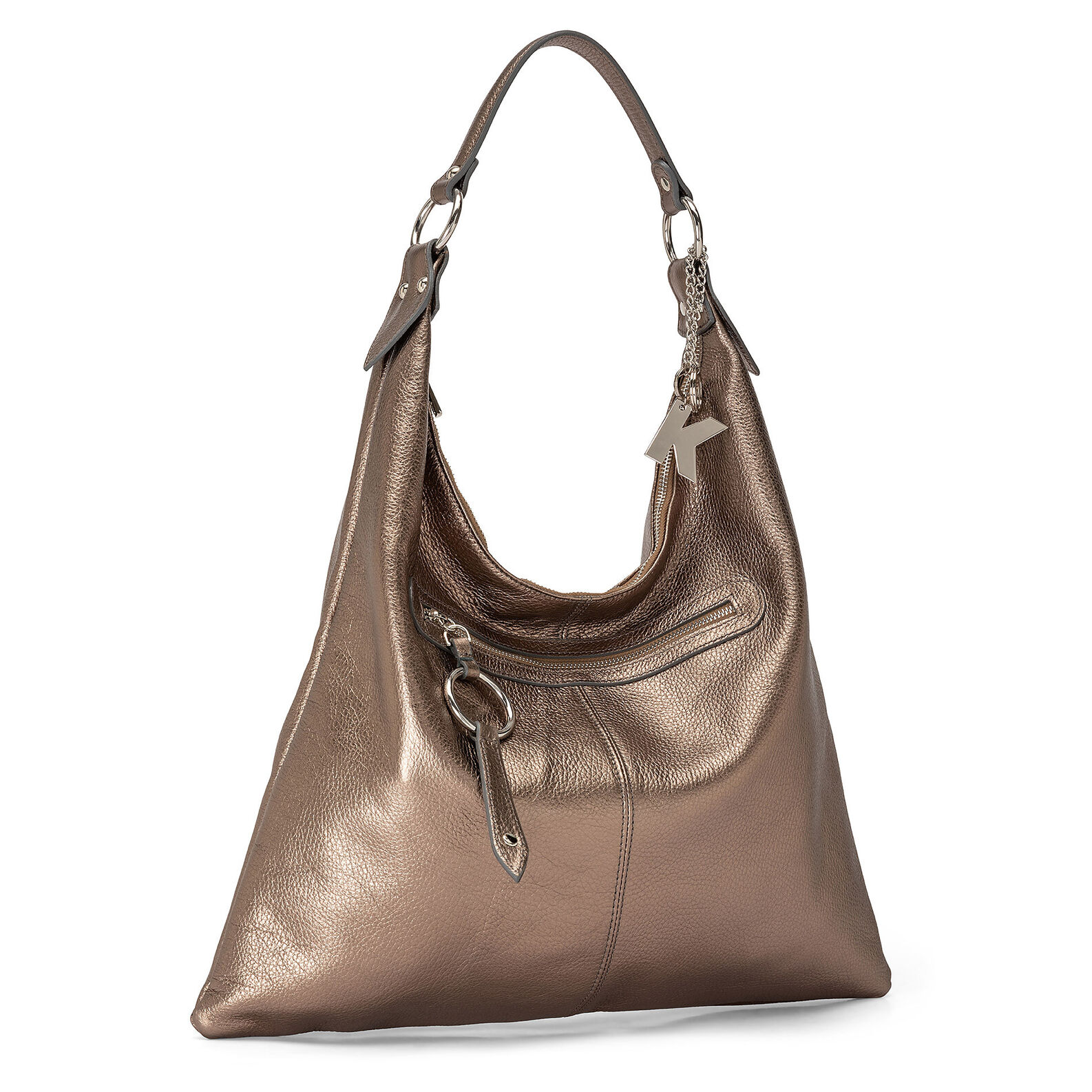 Koan genuine leather bag