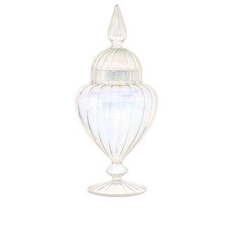 Porta dolci vetro con diamante