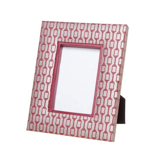 Portafoto carta riciclata fatto a mano
