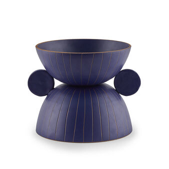 Centerpiece in ceramics of Grottaglie by Sara Ricciardi