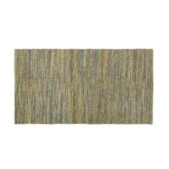 100% cotton mélange kitchen mat