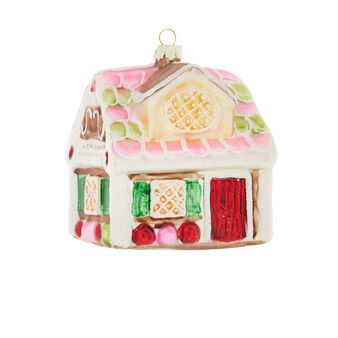 Hand-decorated house decoration