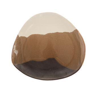 Terra ceramic plate