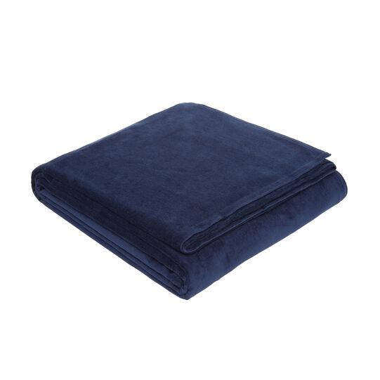 Interno 11 cotton velour bedspread
