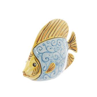 Pesce decorativo by Ceramiche Siciliane Ruggeri