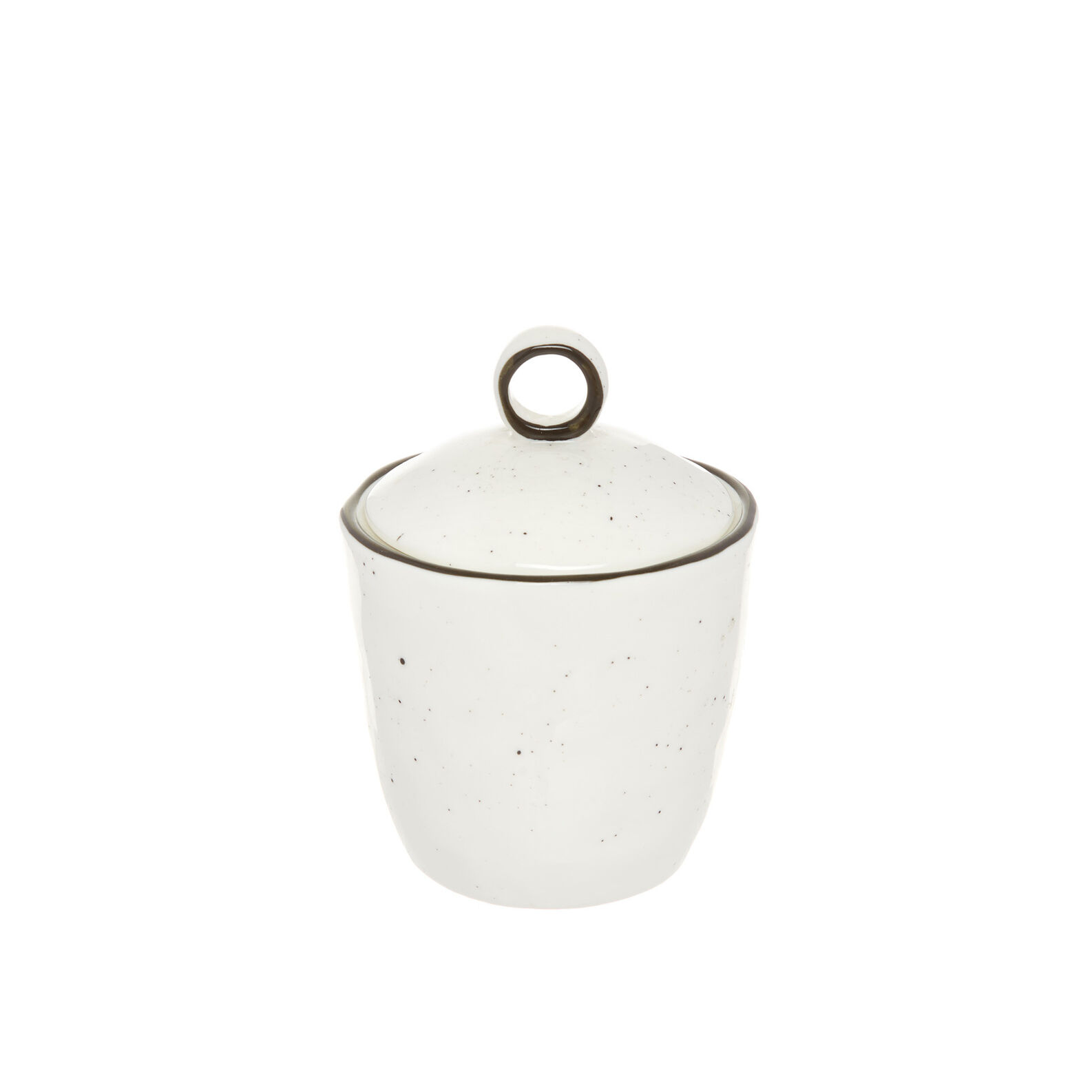 Ginevra porcelain sugar bowl