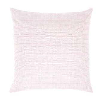Cuscino cotone a righe