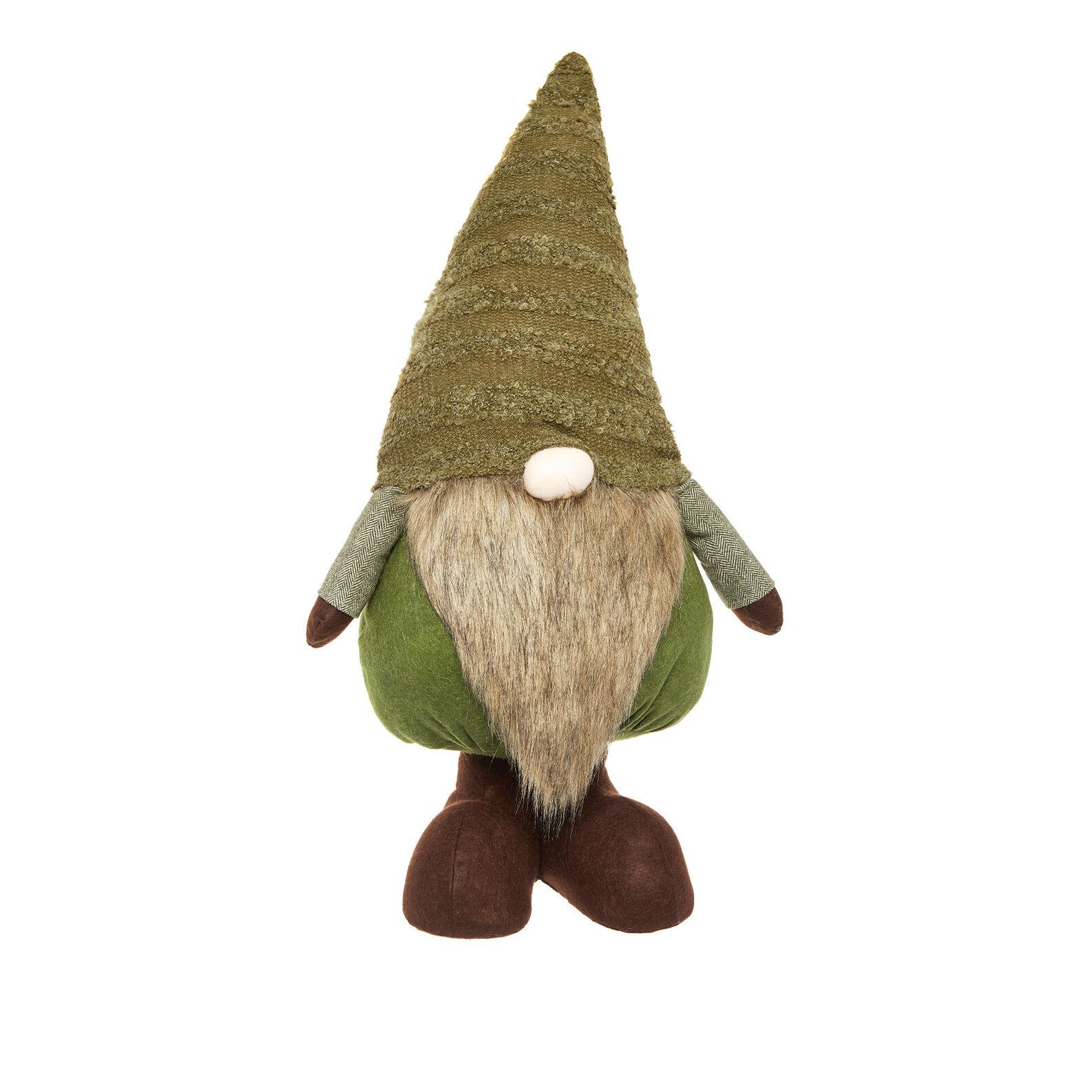 Decorative gnome soft toy H 78 cm