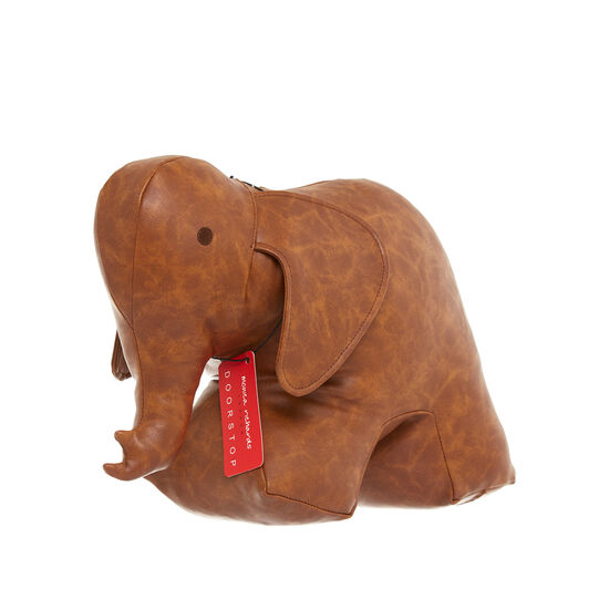 Elephant doopstop by Monica Richards London