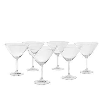 Set 6 calici Martini Kolibrì