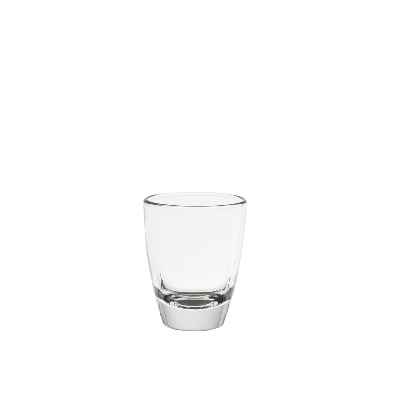 Bicchiere liquore vetro