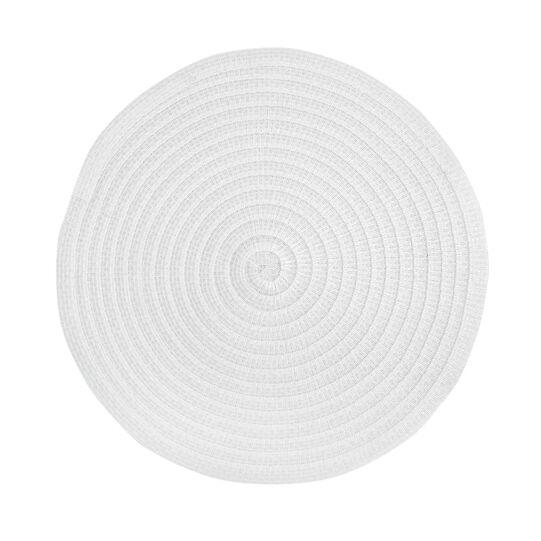 Tovaglietta plastica lurex