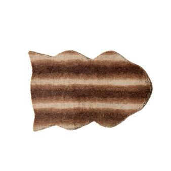Tappeto pelliccia sintetica
